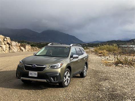 It features a higher ride height and restyled front end, among other upgrades. 2020 Subaru Outback First Drive Review: Sticking With A ...