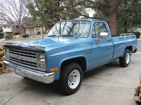 1985 Chevrolet Truck by 1985 Chevrolet 85 Chevy C20 Hd Cer Special