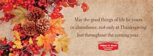 a thanksgiving message from gail coleman our general manager and vice president