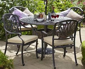 Gartenmöbel Für Draußen : hartman gartenm bel set 9 teilig amalfi bronze alugu art jardin ~ Markanthonyermac.com Haus und Dekorationen