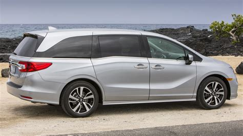 2017 Honda Odyssey Touring Elite  2017  2018 Cars Reviews