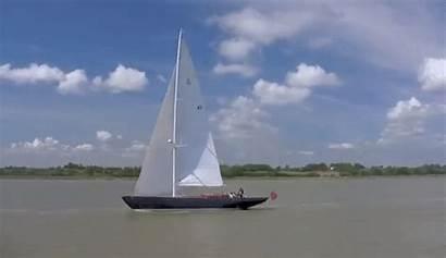 Boat Sail Gifs Sailing Sailboat Boats Gfycat
