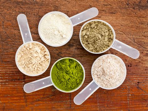 The 7 Best Types of Protein Powder