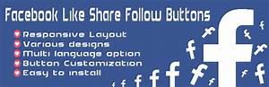 Facebook Like Share Follow Buttons | WordPress.org