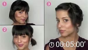 Coiffer Un Carré : coiffer un carr salon making of ~ Farleysfitness.com Idées de Décoration