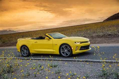 Convertible Camaro by 2016 Camaro Convertible Drive Rod Network
