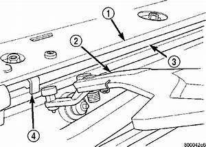 2001 Dodge Caravan  Sliding Door  Is There A Diagram Of