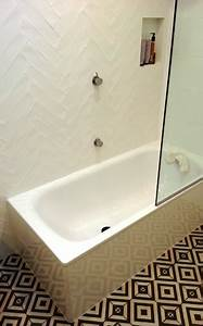 white subway tiles sydney bespoke vintage handmade wall With bathroom display centres sydney