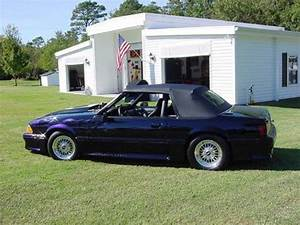 Sell Used 1990 Ford Mustang Gt Convertible 2