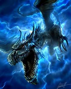 Lightning dragons | Dragons, Storms and deviantART