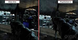 PS4 Vs Xbox One: See How Resolution Affects Draw Distance ...