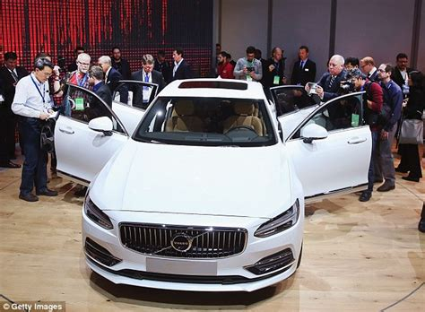Volvo 2020 Car by Volvo Promises Deathproof By 2020 To Eradicate