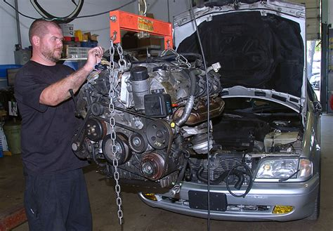 Mercedes Benz Engine Overhaul ? AUTOBAHN Performance