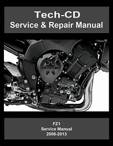Yamaha Fz1 Service  U0026 Repair Manual Fz