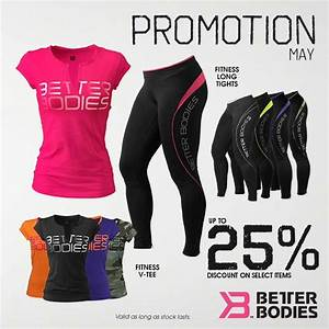 Better bodies sale