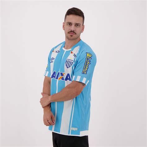 Camisa Umbro Avaí I 2017 - FutFanatics
