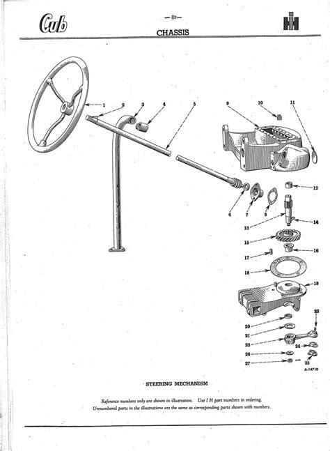 Farmall Cub Wiring Harnes Diagram by Farmall Tractor Wiring Diagram On Ih 450 Wiring Diagram