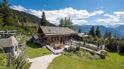 luxury ski chalet rental in verbier for ski holidays in the swiss alps