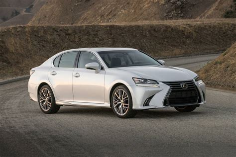 2018 Lexus Gs 350 Sedan Pricing  For Sale Edmunds