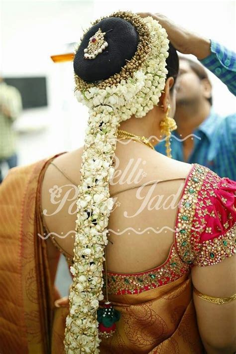south indian hairstyle  long hair google search