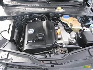2001 Volkswagen Passat Gls Sedan 1 8 Liter Turbocharged