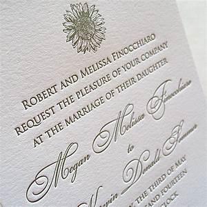 29 custom letterpress invitations you39ll love mospens studio for Letterpress wedding invitations glasgow