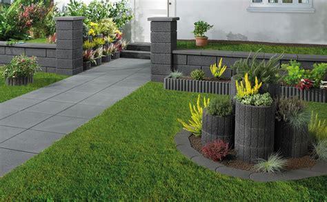 Garten Ideen Pflanzsteine by Pflanzsteine Gartenideen