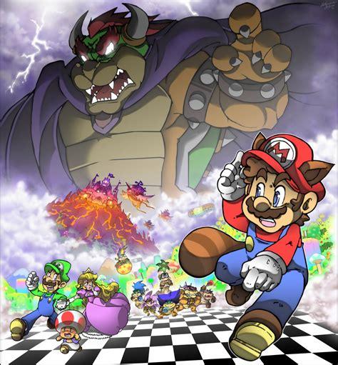 Super Mario Bros 3 By Supercaterina On Deviantart