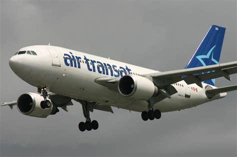 air team news airbus a310 air transat