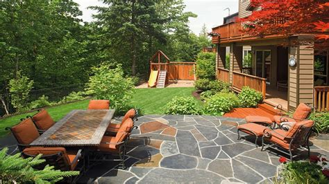 Most Awesome Backyard Landscaping Ideas Youtube