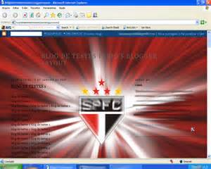 Template sao paulo fc para blogger by fabio temas e for Photo templates from stopdesign image info