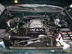 2002 Toyota Tundra Sr5 Access Cab 4 7 Liter Dohc 32