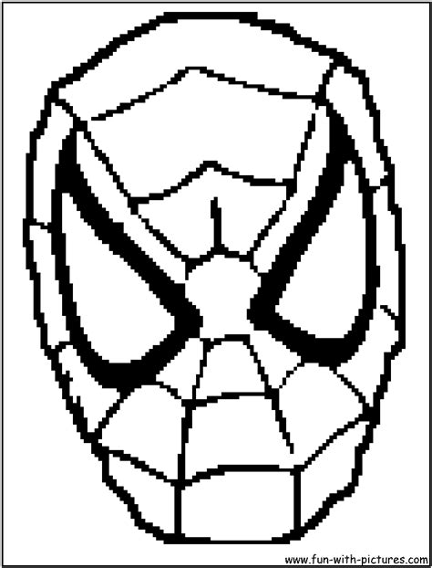 colouring in templates spiderman spider coloring template coloring pages