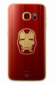 Samsung Galaxy S6 Edge Iron Man Limited Edition Officially ...
