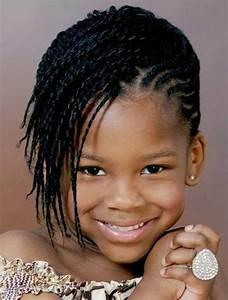 Coiffure Enfant Tresse : coiffure africaine avec laine bu32 jornalagora ~ Melissatoandfro.com Idées de Décoration