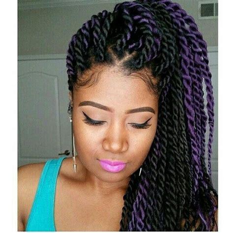 Silky Twists Hairstyles by Twists Silky Hair Twist Box Braid American