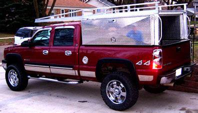 Knapheide Utility Bed by Ladder Racks Pickup Truck Lumber Racks Truck Racks