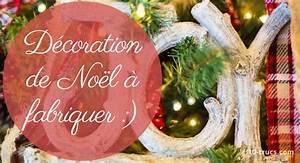 Décoration De Noel à Fabriquer En Bois : d coration de no l en bois fabriquer ~ Voncanada.com Idées de Décoration