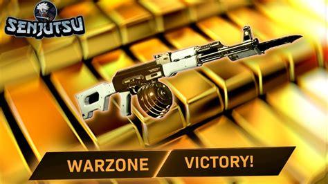 warzone ak setup warfare modern gun duty call