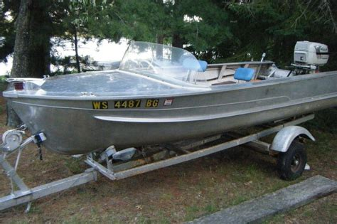Alumacraft Boats Arkansas by Aluminum Sea King Search Vintage Boats