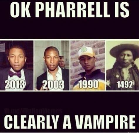 Pharrell Meme - pharrell williams es un viro taringa