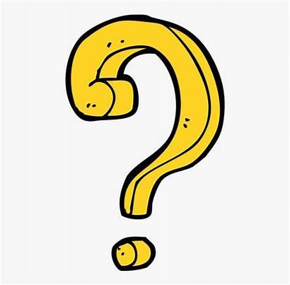 Question Mark Cartoon Transparent Yellow Kindpng Views