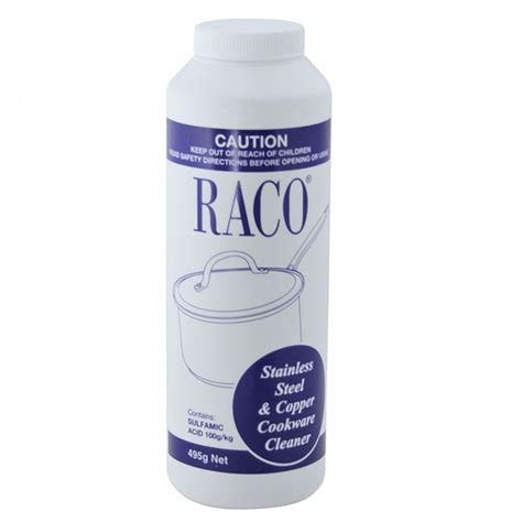 raco powder cleaner gm stainless steel fast shipping