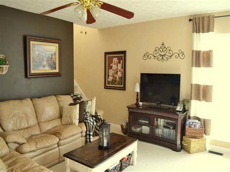 two paint colors in one room home design