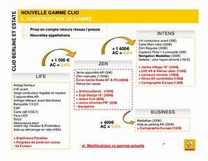 Clio 4 Life : renault clio 4 diff rences entre life zen et intens blog autor duc ~ Medecine-chirurgie-esthetiques.com Avis de Voitures