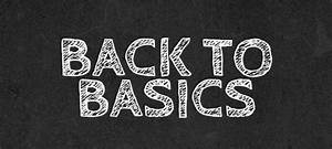 Quotes About Back To Basics  53 Quotes