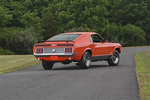 1970, Ford, Mustang, Mach 1, Fastback, Muscle, Classic, Old, Original, Usa, 16 Wallpapers HD ...