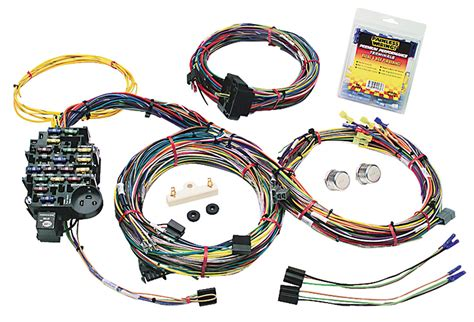 1950 Cadillac Reproduction Wiring Harnes by Painless Performance Cutlass 442 Wiring Harness