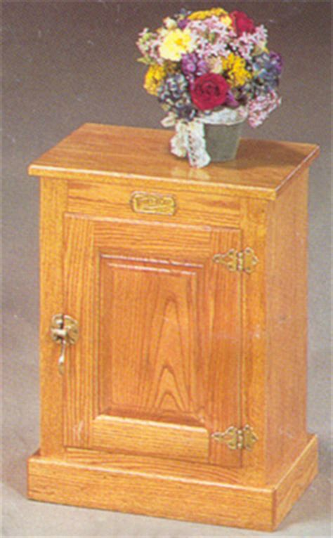 white clad wooden end table white clad icebox end table clayborne s amish furniture