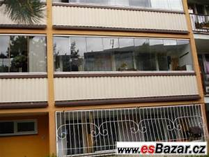 Zasklení balkonu praha